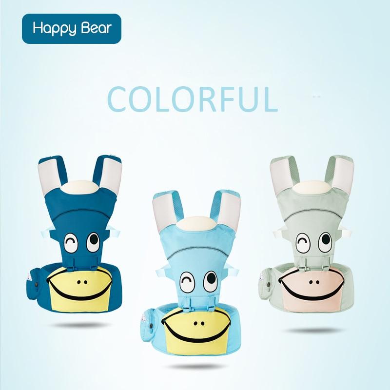 HappyBear Fashion Nosidełko dla niemowląt o dużej pojemności - Aktywność i sprzęt dla dzieci - Zdjęcie 3