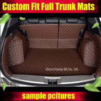Custom Fit Car Trunk Mat For BMW 3 4 5 6 7 Series M3 X1 X3