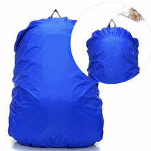 35L Outdoor Waterproof Backpack Protective Cover Travel Accessories Luggage Carrier Rain Dust Bag Covers