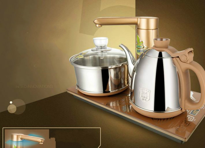 Full automatic tea art stove full smart electric kettle furnace intelligent ware Safety Auto Off Function