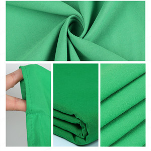 Image 2 - Photography Background Backdrop Smooth Muslin Cotton Green Screen Chromakey Cromakey Background Cloth For Photo Studio Video