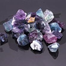 Красочные искусственные кристаллы восстанавливающие природные