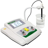 Laboratory Benchtop Conductivity Meter Tester Research education industry agriculture 0~200000uS/cm