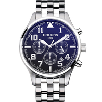100m Waterproof Diving Fashion Men Sports Watches Outdoor Stainless Steel Watch Men Wristwatch Reloj Homb rerelogio masculino