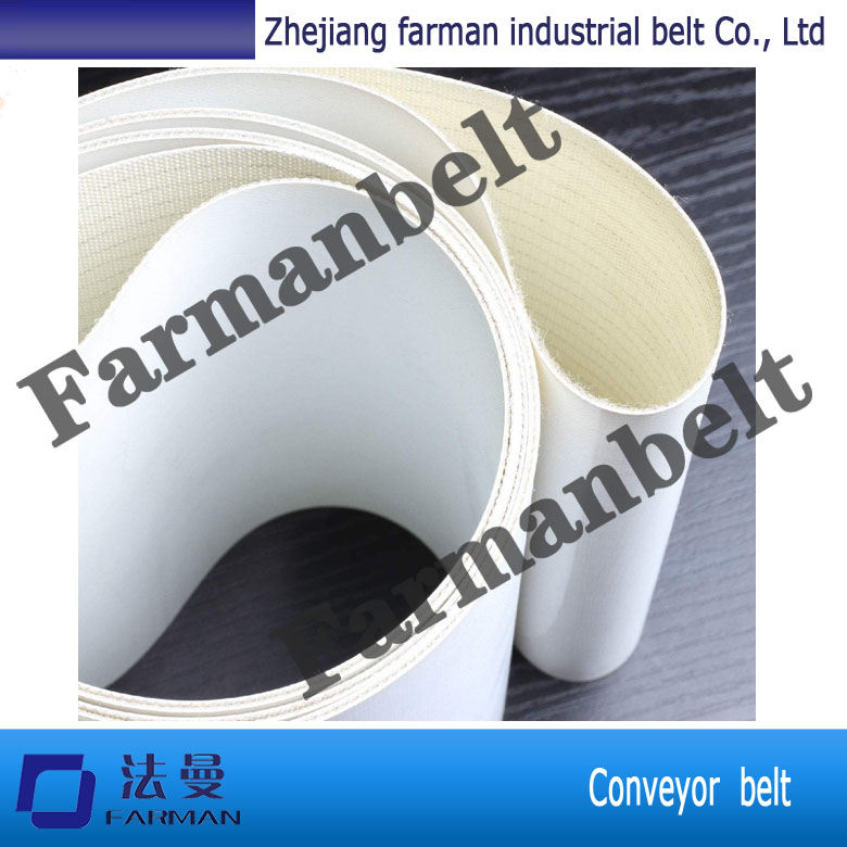 Foodgrade Belt conveyor PU food conveyor belt,biscuit conveyor belt elevator belt conveyor