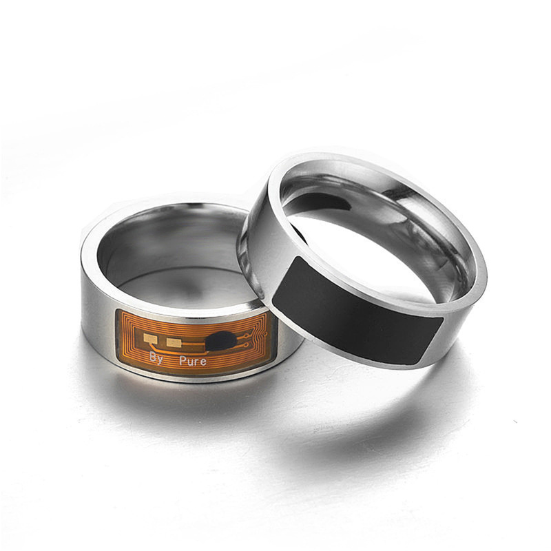 Newest Smart Ring Waterproof