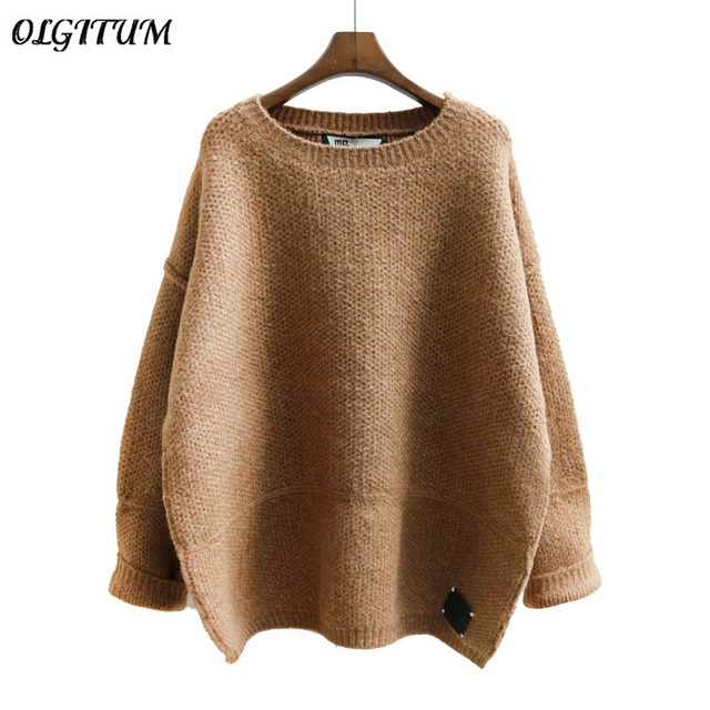 Aliexpress.com : Buy 2017 Fashion Women Sweater Pullovers Autumn ...