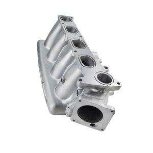 Image 2 - PQY новый впускной коллектор для Mazda 3 MZR для Ford Focus, двигатель Duratec 2,0/2,3 двигатель литой алюминиевый впускной коллектор PQY IM49SL