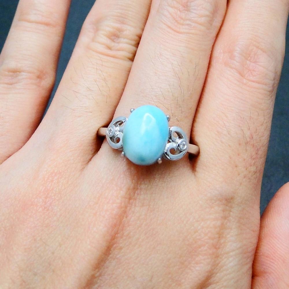 10 części/partia hurtownia biżuterii pierścionki biżuteria srebrna prawdziwe 100% 925 Sterling Silver kobiety pierścienie do klejnotów Wholesellers rzemiosła biżuteryjnego w Pierścionki od Biżuteria i akcesoria na  Grupa 1