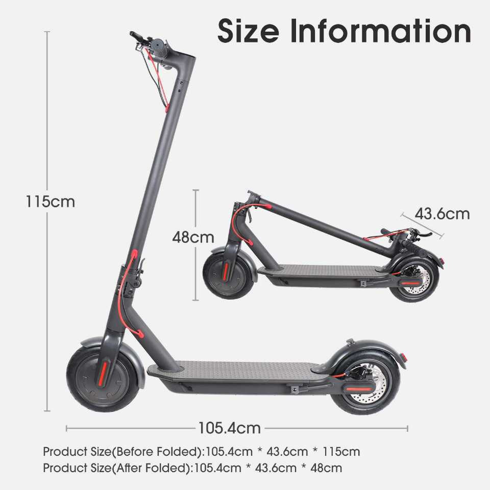 Folding Electric Scooter 17