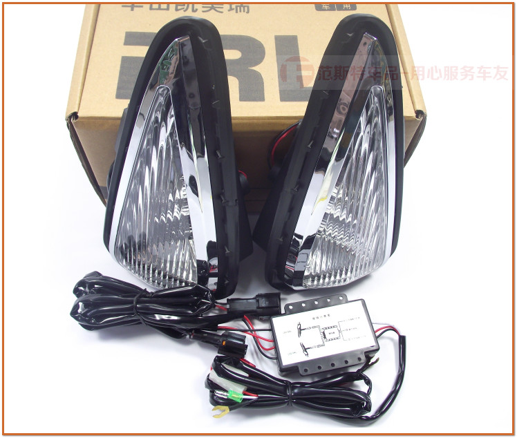 LED DRL daytime running light fog lamp for toyota camry 2015 top quality, 100% waterproof daytime running light led drl for toyota