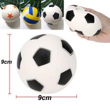 9cm τεράστια μπάλα ποδοσφαίρου Squishy βόλεϊ αργά αυξανόμενη κρέμα αρωματοθεραπεία αποσυμπίεσης παιδιά συμπίεση παιχνίδι δώρο άγχος αντιστάθμιση
