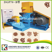 Animal chicken feed pellet making machine poultry feed pelleting machine 40C capacity 30 40kg per hour