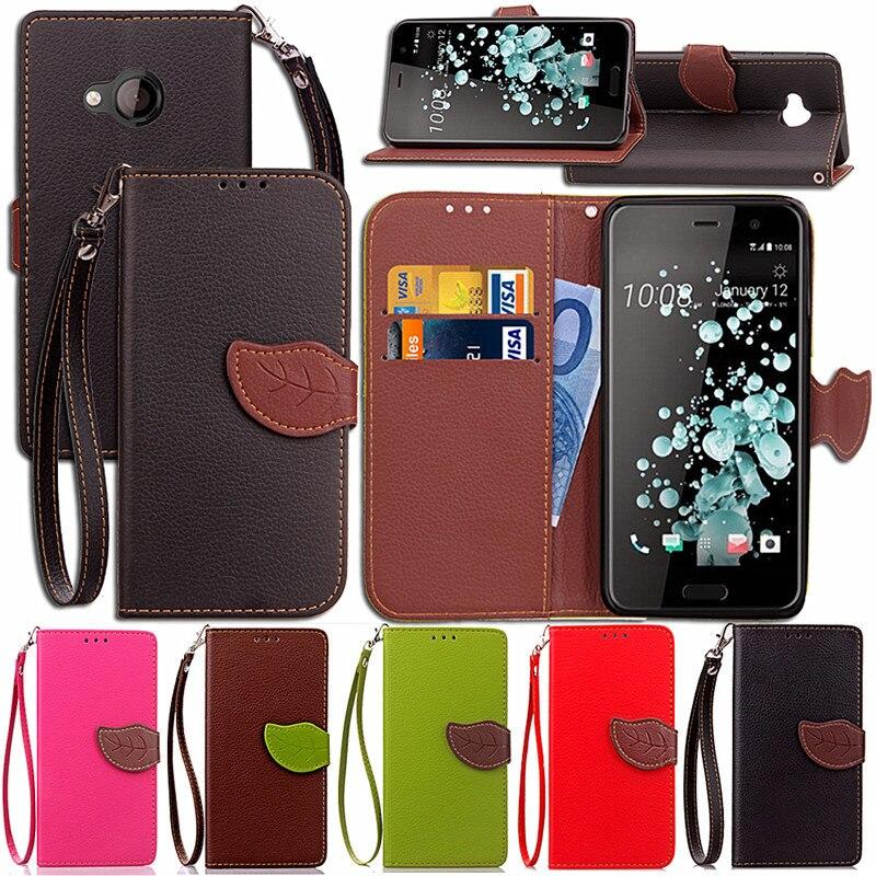 Stilvolle einfachheit fall sFor luxus Für HTC U spielen 5,2 zoll Fall...