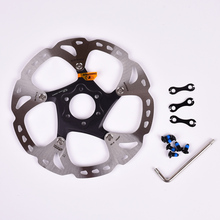 цена на Mtb Bike Brake Rotors 180 mm SHIMANO SM-RT86 For SHIMANO XT Disc Brake Rotors