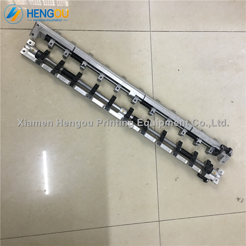 1 Piece High Quality GTO46 Printing Machinery Gripper Bar 42.014.003F 715mm1 Piece High Quality GTO46 Printing Machinery Gripper Bar 42.014.003F 715mm