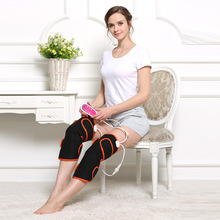 Jorzilano 1 par de aquecimento terapia magnética artrite reumatismo joint care tratamento de aquecimento elétrico massager do pé da perna na altura do joelho quente