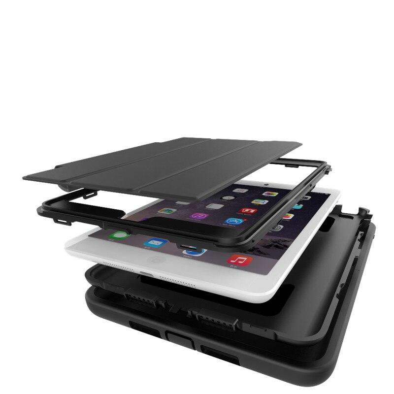 Hmsunrise kılıf apple ipad mini 2 Çocuklar Için Güvenli Darbeye - Tablet Aksesuarları - Fotoğraf 4