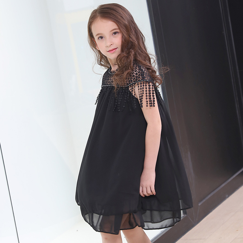 big girls summer dresses 2018 brand chiffon teen girl party dress teenage  girls dresses size 4 5 6 7 8 9 10 11 12 13 14 15 years - aliexpress.com -  imall. ... 774936bdbdd5