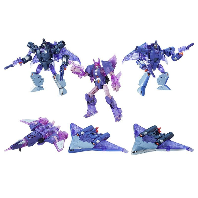 Hasbro Transformers Toys Platinum Edition Thunder Fleet Hurricane (Purple Blue) B5884 boy gift hasbro transformers c0890 маска желтая