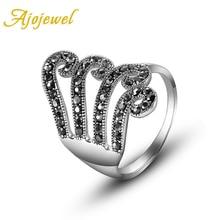 цена Size 7-9 Fantasias Femininas Bijuterias Vintage Note Ring For Women в интернет-магазинах
