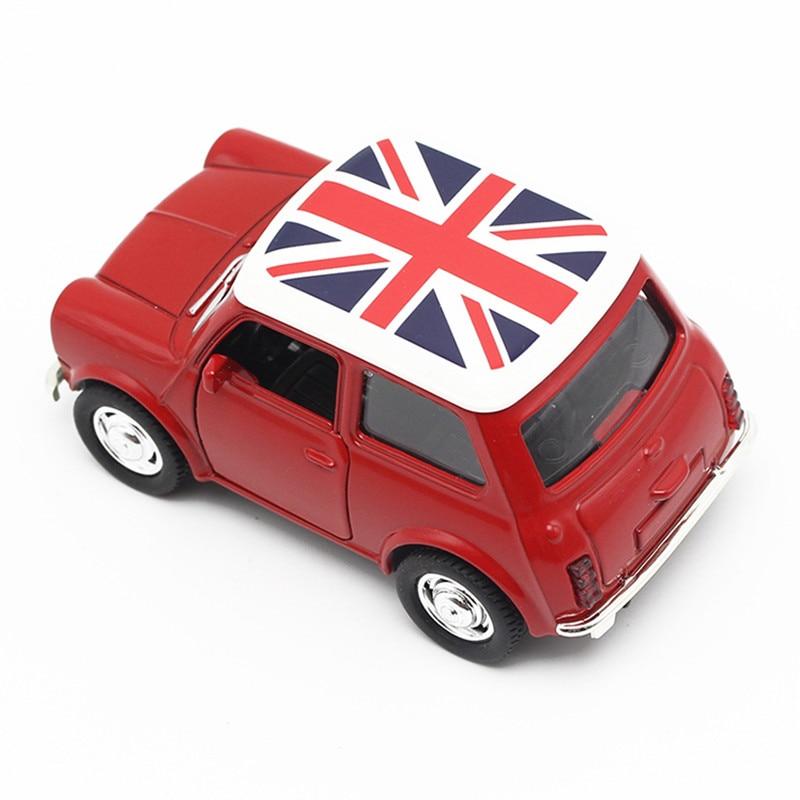 Toy Cars För Pojkar Mini Cooper Alloy Bil Baby Barn Leksaker För - Bilar och fordon - Foto 3