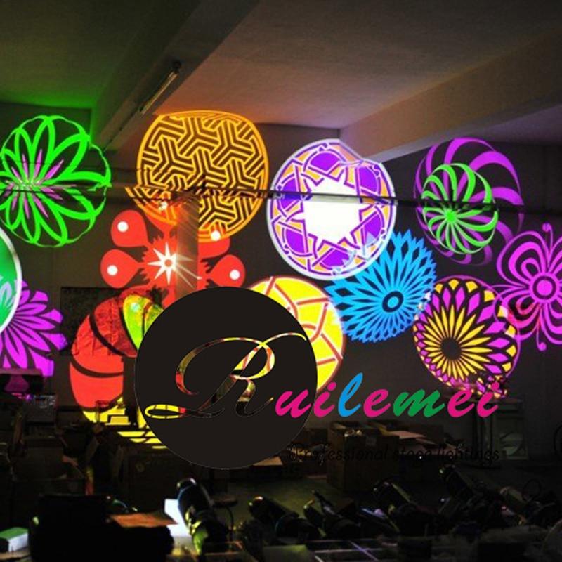Custom Gobo Projektor Light LED 30W Wedding Gobo Monogram