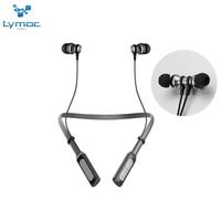 LYMOC Neckband Bluetooth Headphones Sport Wireless Earphone 10mm Drive Unit CSR4 1 Headset Stereo Handsfree Universal