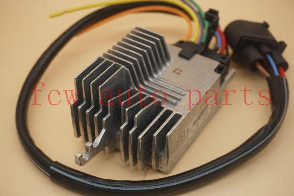 RADIATOR FAN CONTROL UNIT MODULE For AUDI A4 A4 CABRIO 8E0959501AG 8E0959501AB e2c free shipping new radiator engine cooling fan for audi a4 quattro a4 oe 8e0 959 455k 8e0959455k