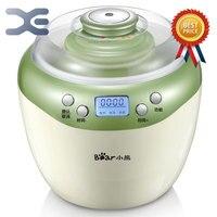 Йогуртницы терморегулятор высокое качество Мультиварка Кухня прибор йогурт