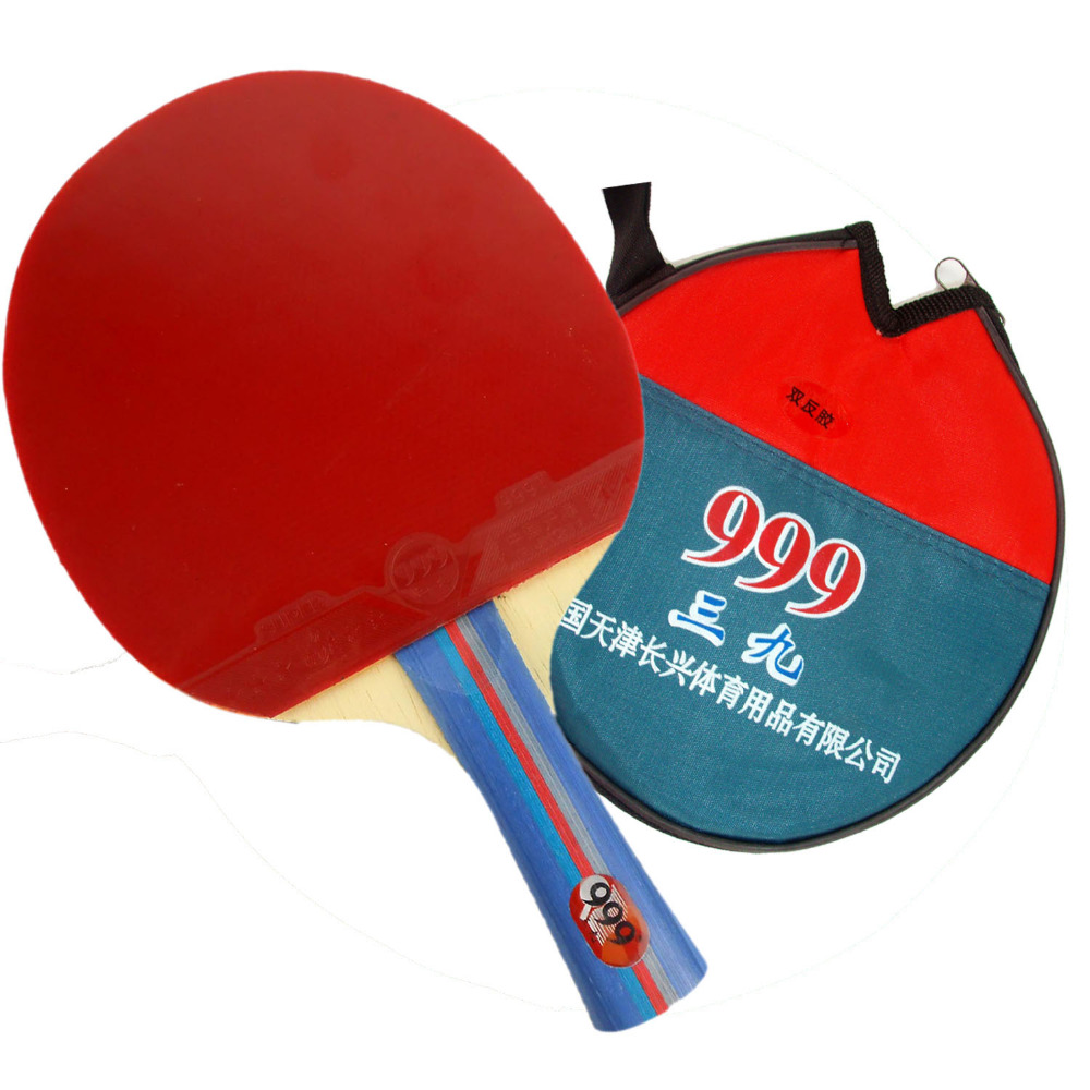 999 AAAAA 5 star 5-star 5star Pips-In Table Tennis Racket with Case for Ping Pong Shakehand long handle FL yinhe earth 4 e4 e 4 e 4 shakehand table tennis ping pong blade