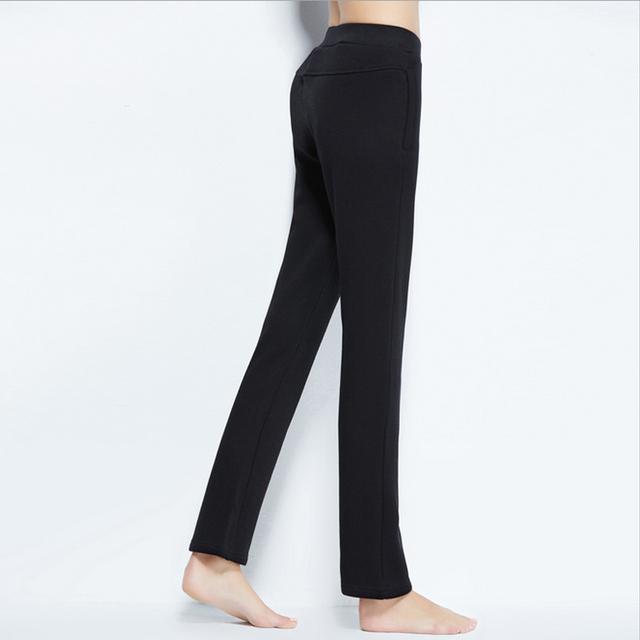 Ropa de algodón mujeres mujeres Ocio pantalones caseros pantalones de pijama Sólidos pantalones elásticos femenino
