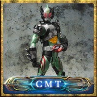 CMT INSTOCK BANDAI TAMASHII NATIONS Original S H Figuarts SHF Kamen Rider Nomega PVC Anime Figure