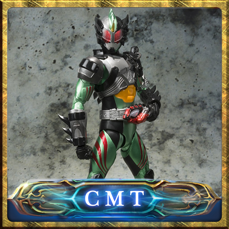 CMT INSTOCK BANDAI TAMASHII NATIONS Original S.H.Figuarts SHF Kamen Rider Nomega PVC Anime Figure Collection Model Toy Figuar