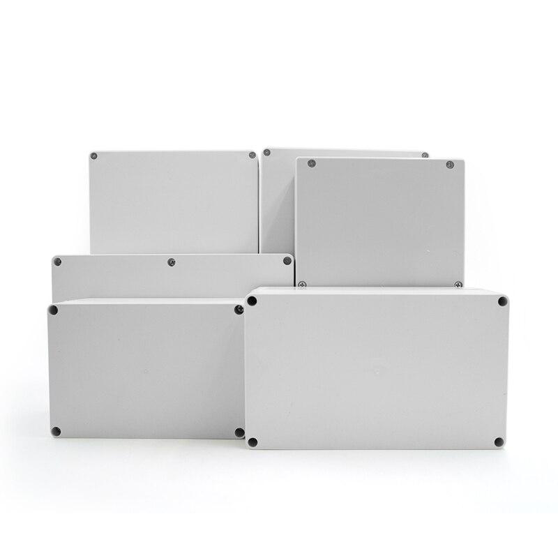 Waterdichte Doos Plastic Behuizing Elektronische Project Instrument Case Elektrische Project Doos Outdoor Junction Box Behuizing 263*185