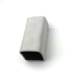 Image 3 - 14*14センチ10ピースビッグサイズカーコーティングマイクロファイバークロスceamicナノガラスコーティング布クリスタルglasscoatアプリケーション服