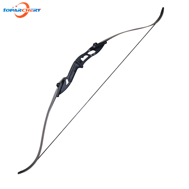 Фото 30lbs Take down Bow Recurve Bow for Hunting Shooting Training Target Practice Games Aluminum Alloy Wooden Take-down Bow