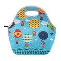 Nova Moda Quente Thermo Saco Mulheres Crianças Lunchbags Duplas Neoprene Térmica Lunch Tote Refrigerador Lancheira Saco Isolamento