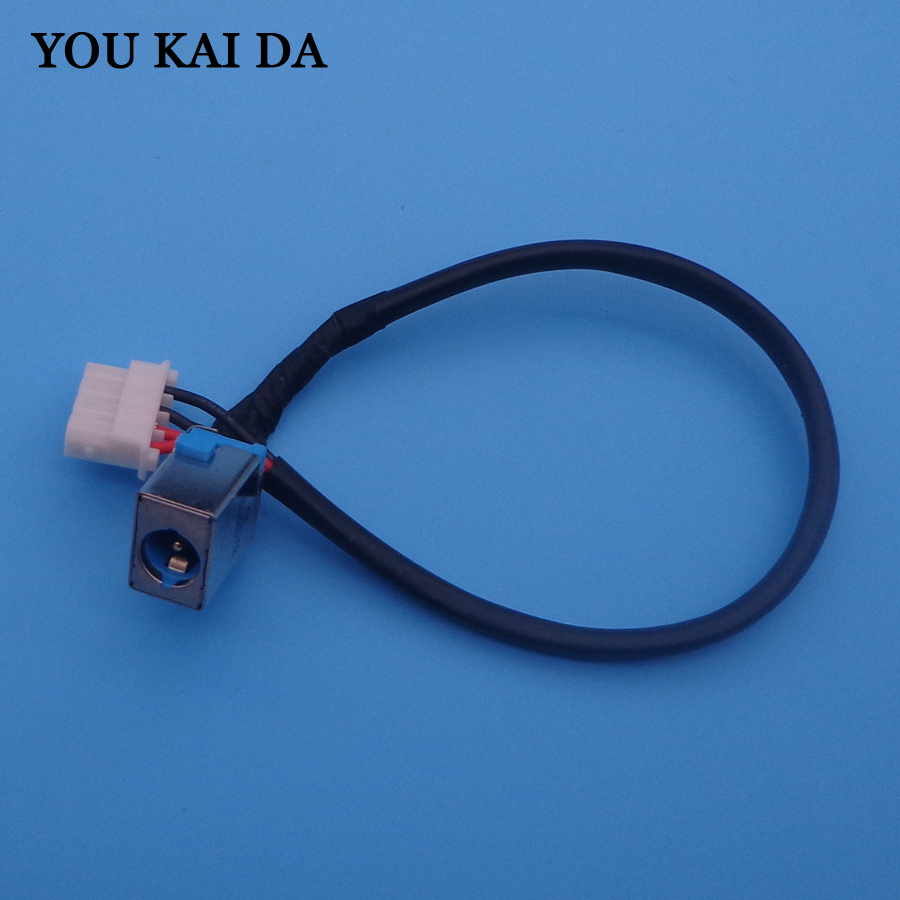 For Acer Aspire V5 V5-552 V5-552G V5-552P V5-572 V5-572G V5-572P V5-573 E5-573 E5-5 AC DC Power Jack Connector Harness Cable