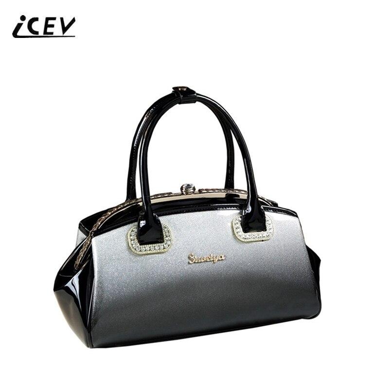 b56cb9039203 Новая мода Цветок для женщин кожаные сумочки роскошные сумки Дизайнер  Высокое качество женские офисные сумка Sac купить на AliExpress