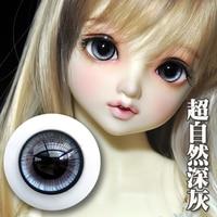 Bjd eyes doll SD glass eyes simulation supernatural dark grey 12mm 16mm 18mm 20mm Allaosify