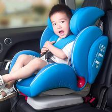 Good quality children's car safety seat 9 month – 12 years old baby use