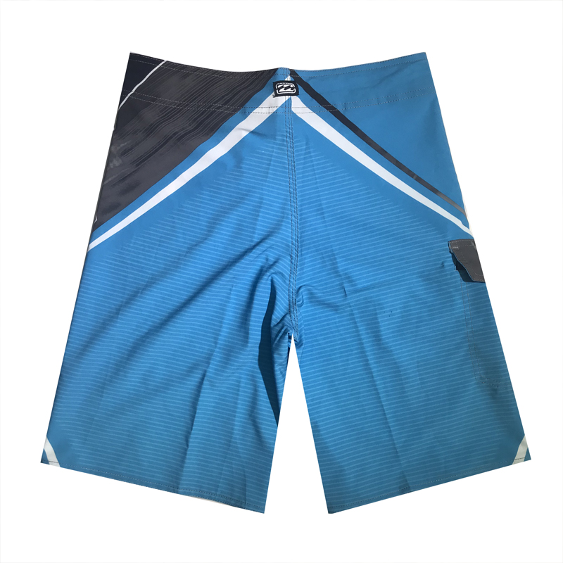 2019 New Summer Quick Dry   Board     Shorts   Breathable Mens Sport Swim Beach   Shorts   Elastic Hiking Fitness Gym Sportswear Billabong