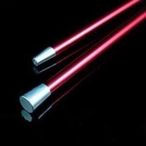 Red dancing stick cane Aluminium alloy Toy magic tricks magic props