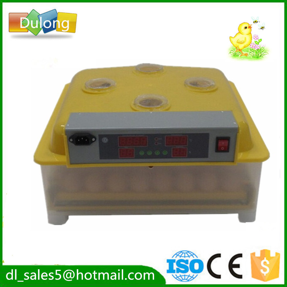 AUTOMATIC CHICKEN INCUBATOR POULTRY HARCHER QUAIL EGG INCUBATOR 48 eggs EGG INCUBATOR BROODER MACHINE ZZ48 top selling automatic egg incubator mini 48 egg incubator for sale