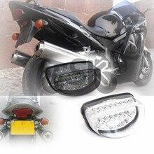 Per HONDA CBR1100XX HORNET 250 1997 1998 HORNET 600 1998-2003 Motociclo LED Posteriore di Coda di Girata Del Segnale Luce di Stop lampade Integrato