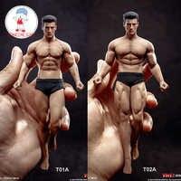 In Magazzino TBLeague 1/12 Super-Flessibile Maschio Senza Soluzione di Continuità Del Corpo Action Figure Con La Testa Sculpt PH2019-TM01A/TM02A Fitness Abbronzatura della pelle