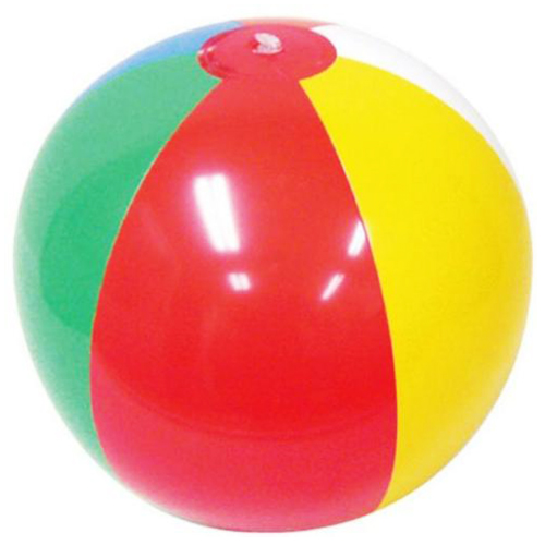 1PC 25CM Inflatable Swimming Pool Party Water Game Balloon Beach Ball Toy Fun