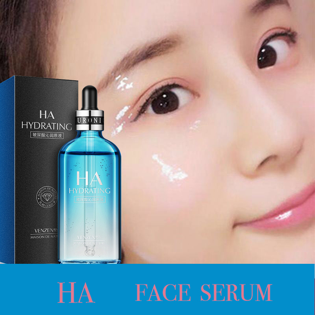 100ML Hyaluronic Acid Serum Facial Acido Hialuronico Bioaqua Essence Hyaluronik Asit Skin Face Serum Beauty Moisturizer 2