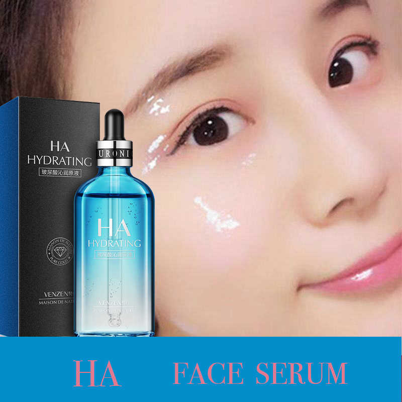 100ML Serum z kwasem hialuronowym twarzy Acido histuronico Bioaqua Essence hialuronik Asit Serum do twarzy Beauty Moisturizer